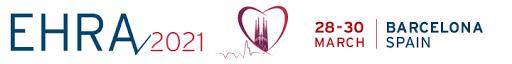 EHRA 2021, reunión científica anual de la Sociedad Europea de Cardiología